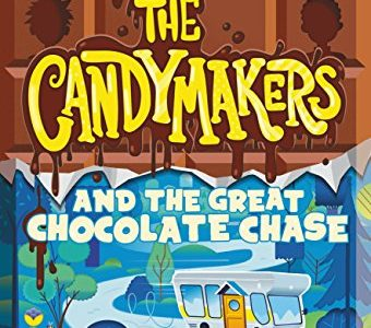 Book Review – The Candymakers and the Great Chocolate Chase