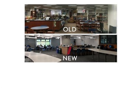A Classic Space Gets A Modern Retelling;          DFMS Has A New Library