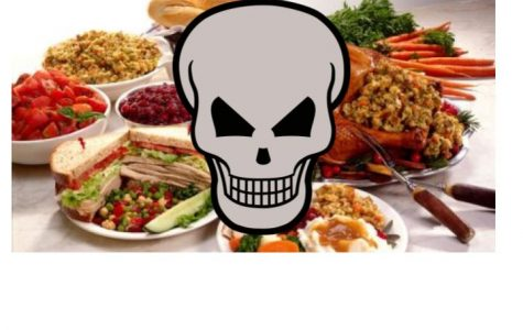 The symptoms listed above are only applicable if food is consumed in copious amounts. Most can enjoy their Thanksgiving and Christmas in a normal fashion. Just beware that this can and might happen to you if you do not spend your holidays safely.