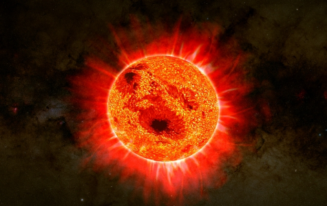The Red Sun We Will Never See